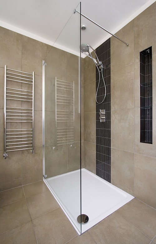 Made To Measure 8mm Glass Shower Screens.