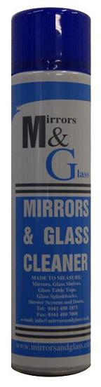 Glass and Mirror Cleaner