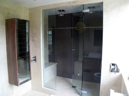 Made to Measure Glass Shower Doors.